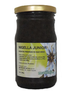 Nigella junior