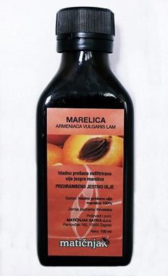 Aprikosenöl (Prunus Armeniaca)