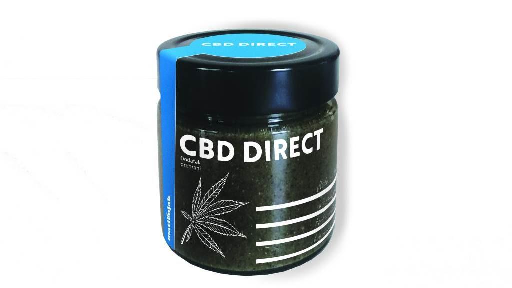 CBD Direct - prehrambeni pripravak na bazi meda i CBD-a