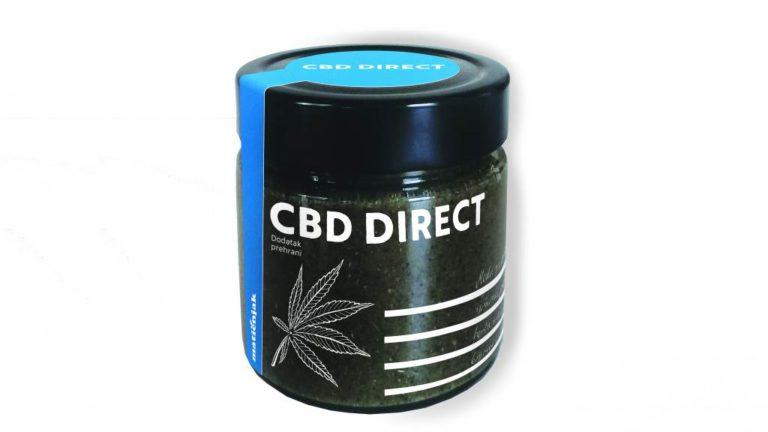 CBD Direct – prehrambeni pripravak na bazi meda i CBD-a