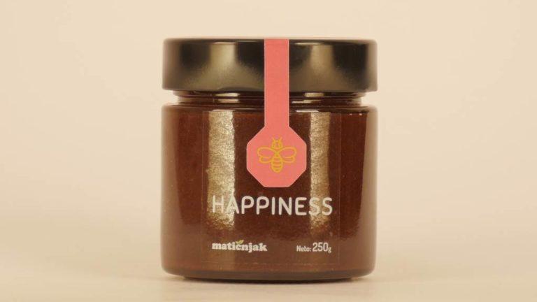 HAPPINESS – Dodatak prehrani na bazi meda