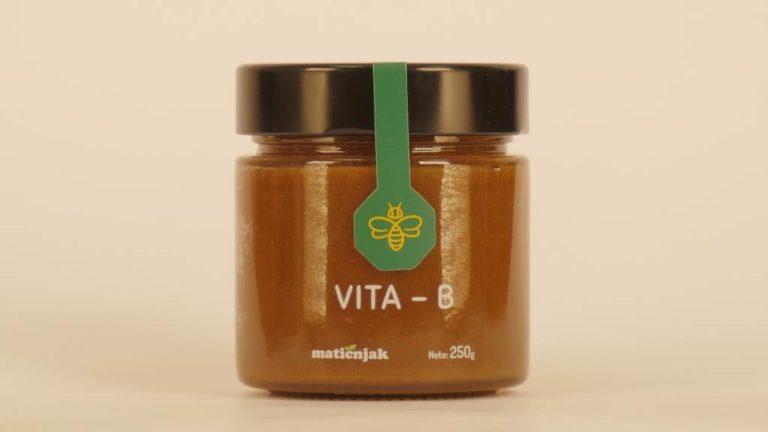 VITA-B – Dodatak prehrani na bazi meda