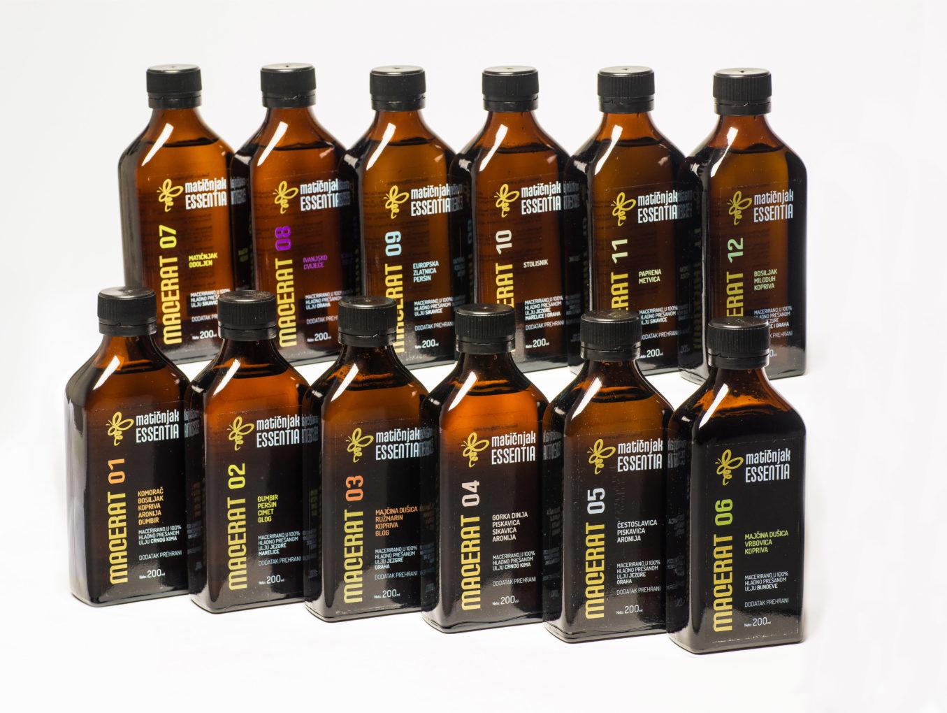 Pozivamo Vas na edukativnu radionicu pod nazivom MACERATI - Sinergija ljekovitog bilja i hladno prešanog ulja