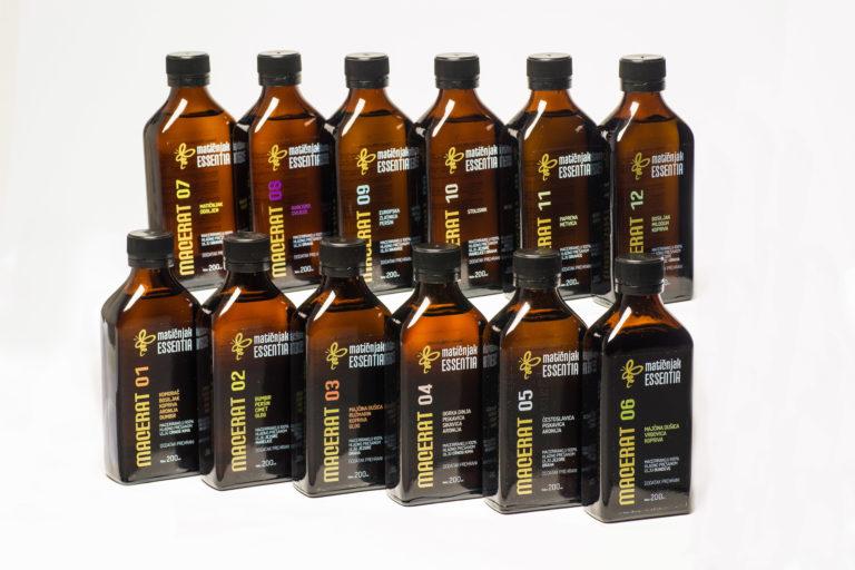 Pozivamo Vas na edukativnu radionicu pod nazivom MACERATI – Sinergija ljekovitog bilja i hladno prešanog ulja