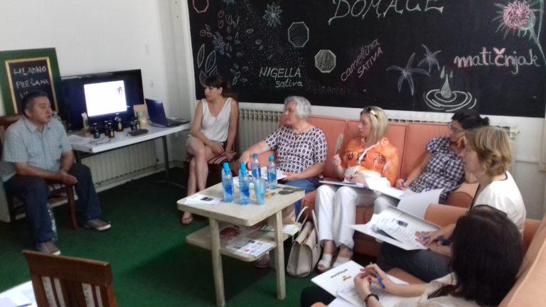 """Održana radionica 11.06. na temu """"Prirodna kozmetika"""" uz najavu novog proizvoda"""