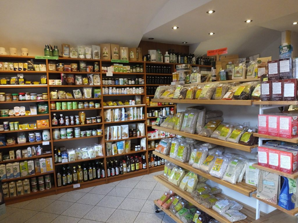 """Promocija naših proizvoda u prodajnom mjestu """"Žitnica zdrave hrane"""" u Varaždinu 20.06.2018."""