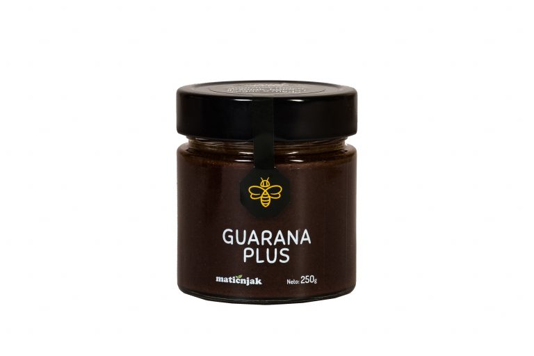 Guarana plus – Dodatak prehrani na bazi meda