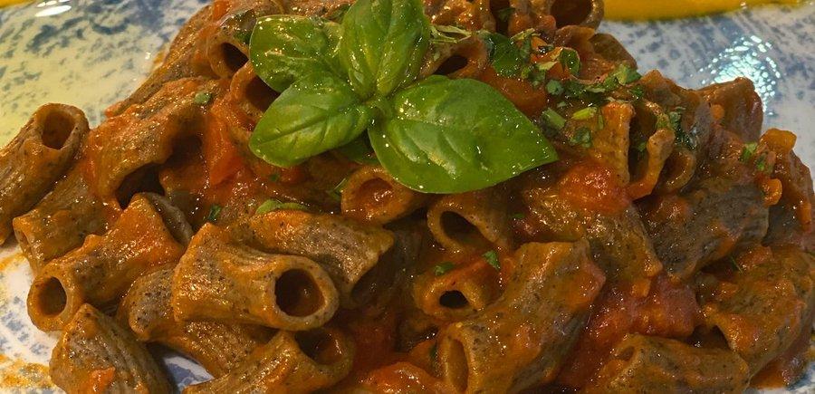Fine Food Murter - Prvi restoran koji je uvrstio naše tjestenine u svoj vegeterijanski jelovnik