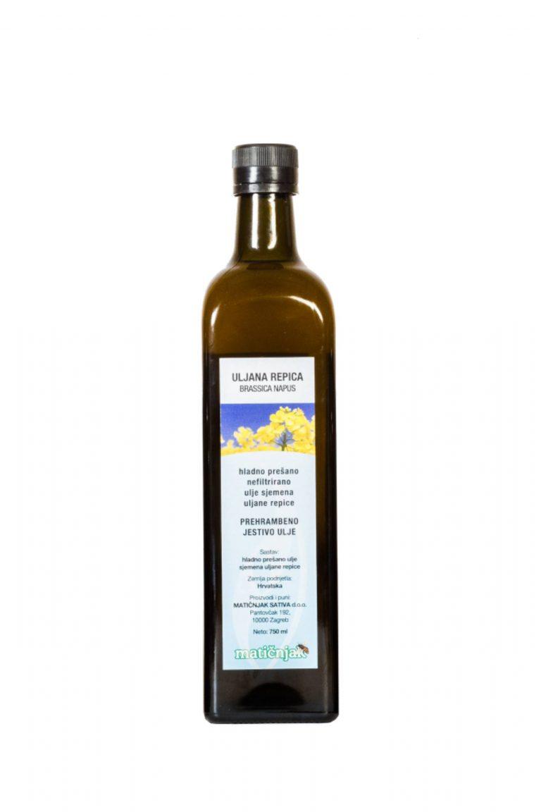 Ulje uljane repice (Brassica Napus)